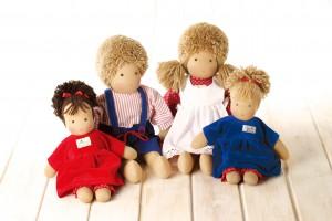 SI人形・4種